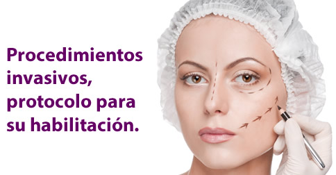 Control de infecciones en estética invasiva